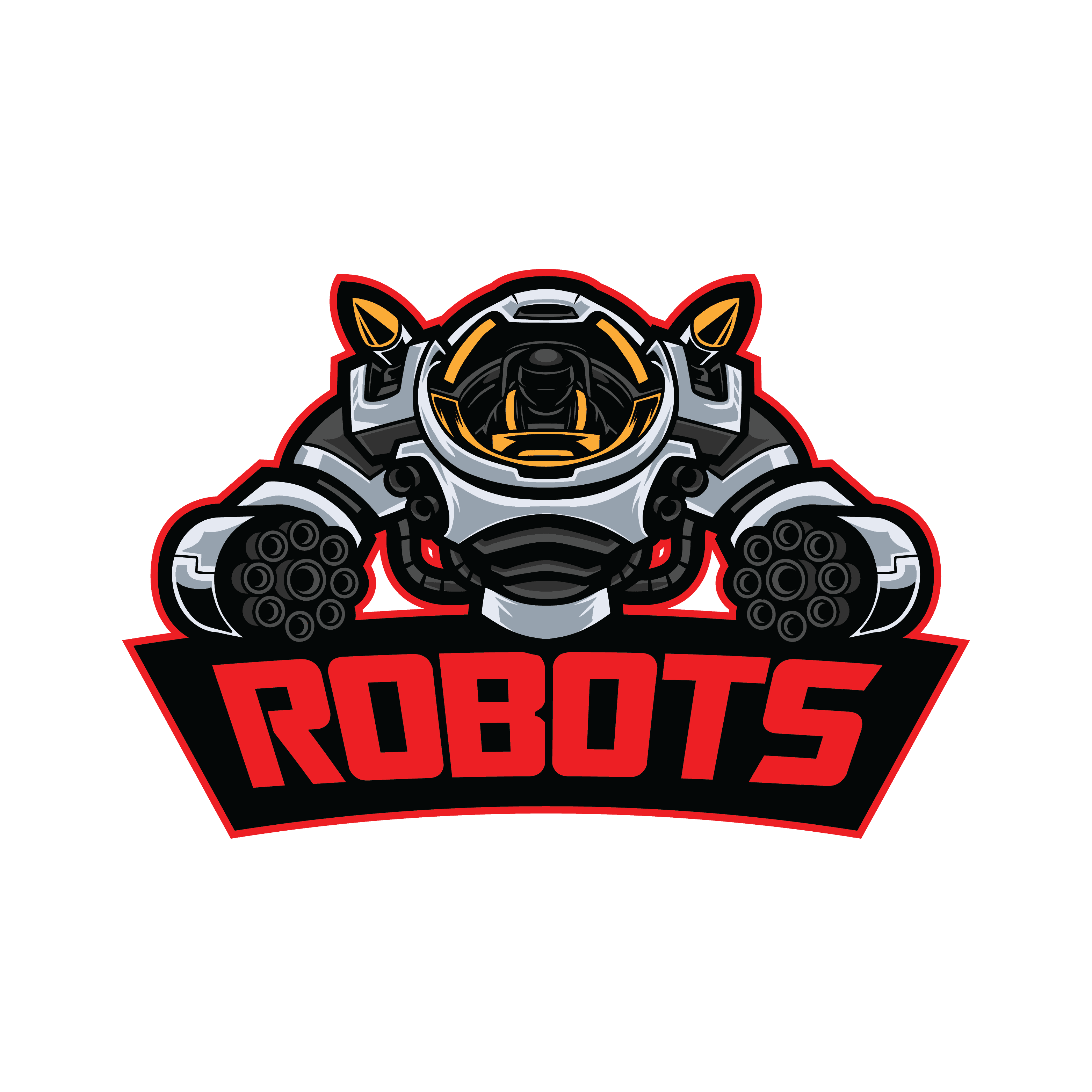 Robots Esport Logo